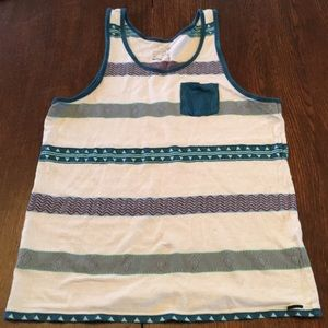Men's On The Byas tank top